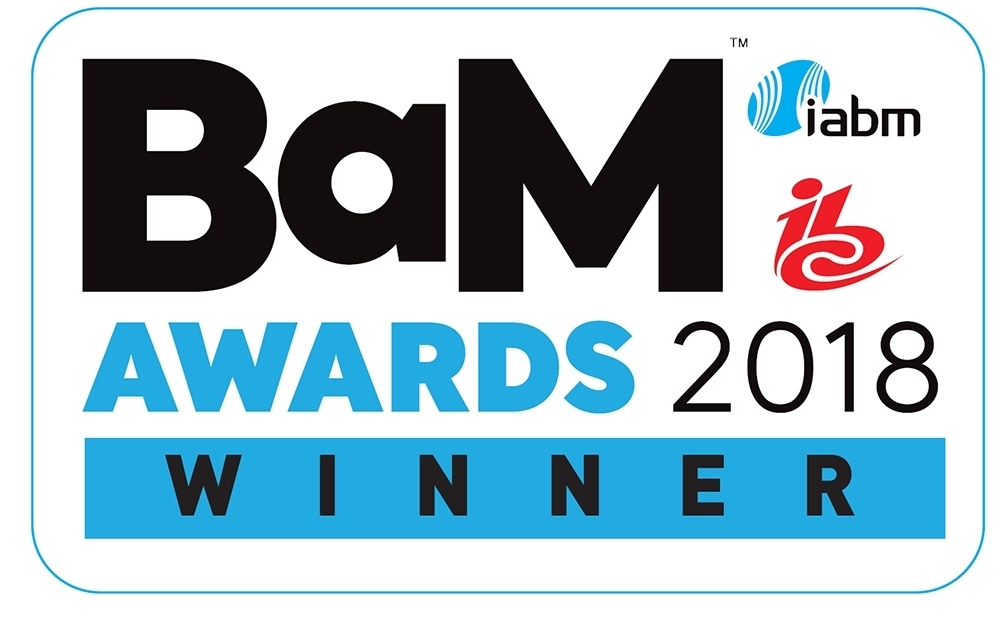 BaM awards winner logo