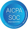 AICPA SOC certification logo