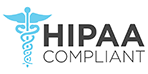 HIPPAA certification logo