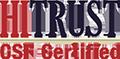 Logotipo da certificação HITRUST