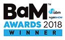 Logotipo do BaM Award