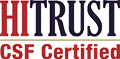 HITRUST certification logo